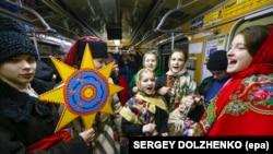 Ілюстраційне фото. Святкування Різдва у Києві