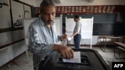 Predsednički izbori u Egiptu, 23. maj 2012.