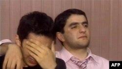 Родственники погибших пассажиров А-320. Кадр телеканала НТВ