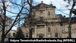 Церква Стрітення Господнього у Львові