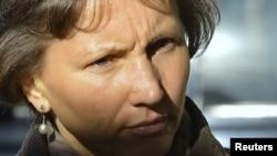 Marina Litvinenko (file photo)