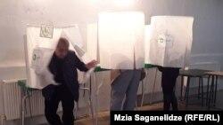 საარჩევნო უბანი თბილისში