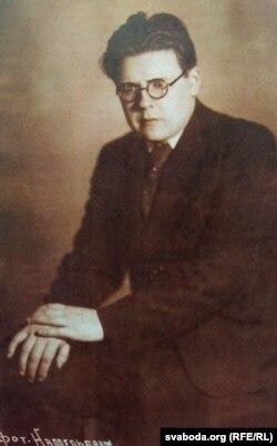 Анатоль Багатыроў. 1943/44 гг.
