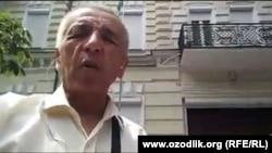 Исокжон Закиров.