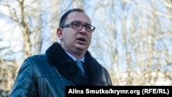 Адвокат Николай Полозов, архивное фото