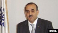 Председатель Государственного фонда социальной защиты населения Салим Муслимов