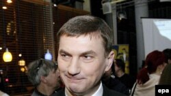 Эстон делегацияси вакили.