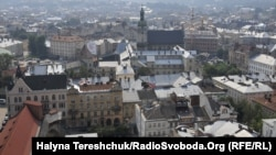 Lvov, centrul istoric