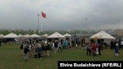 Түркиядагы этноспорт фестивалы. 9-май, 2018-жыл.