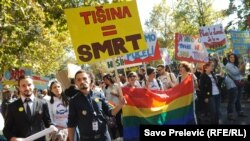 Montenegro Pride 2014.