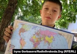Андрей, школьник