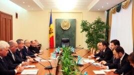 La negocierile de la Chișinău
