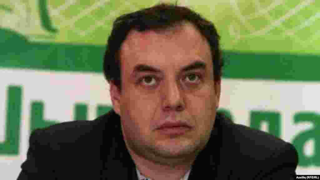 Кеше хокуклары Мәскәү бюросы директоры Александр Брод