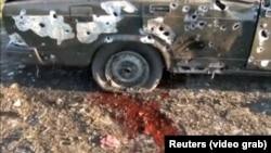На линии соприкосновения в зоне карабахского конфликта возобновились бои, 2 апреля 2016 года