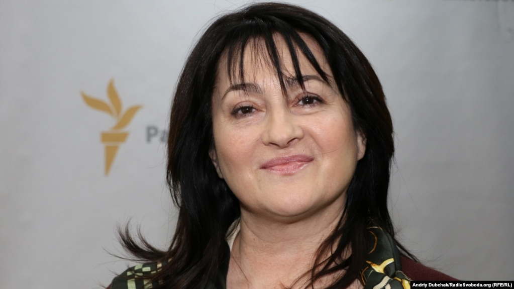 Герасим'юк працює членом Нацради з липня 2014 року