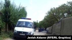 Таджикско-кыргызская граница - 4 августа