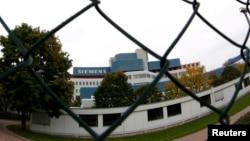 Офис Siemens AG в Мюнхене, архивное фото