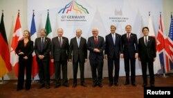 Серед учасників зустрічі у Любеку – і глава європейської дипломатії Федеріка Моґеріні
