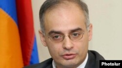 ԱԺ պատգամավոր, ՀԱԿ համակարգող Լեւոն Զուրաբյանը: