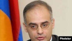 Levon Zurabian, a leading member of the opposition Armenian National Congress