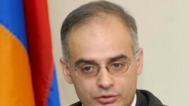 Armenia - Levon Zurabian, a leading member of the opposition Armenian National Congress, (archive photo).
