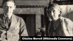 Вирджиния Вулф и Т. С. Элиот. 1924