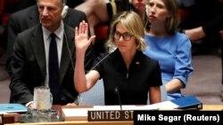 کیلی کرافت، سفیر امریکا در سازمان ملل متحد