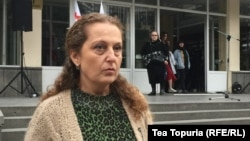 Тамила Лапанашвили
