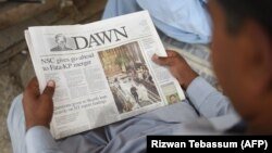Authorities have disrupted the distribution of Dawn, Pakistan's oldest English-language newspaper.