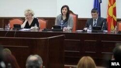 Sastanak komiteta za odnose između zajednica