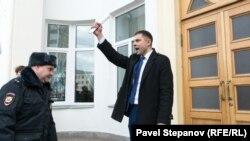 Олег Михайлов, депутат Госсовета Коми