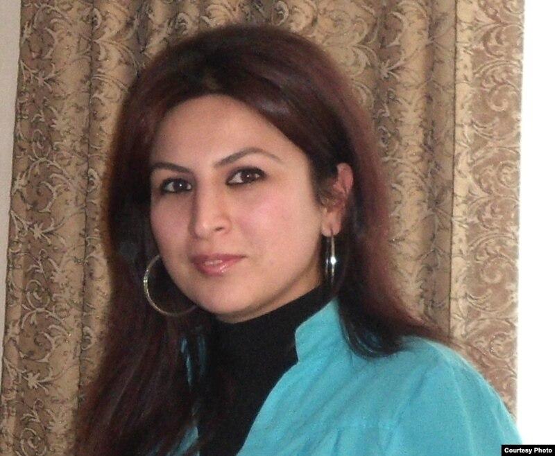 İran qadınına qibtə edirəm