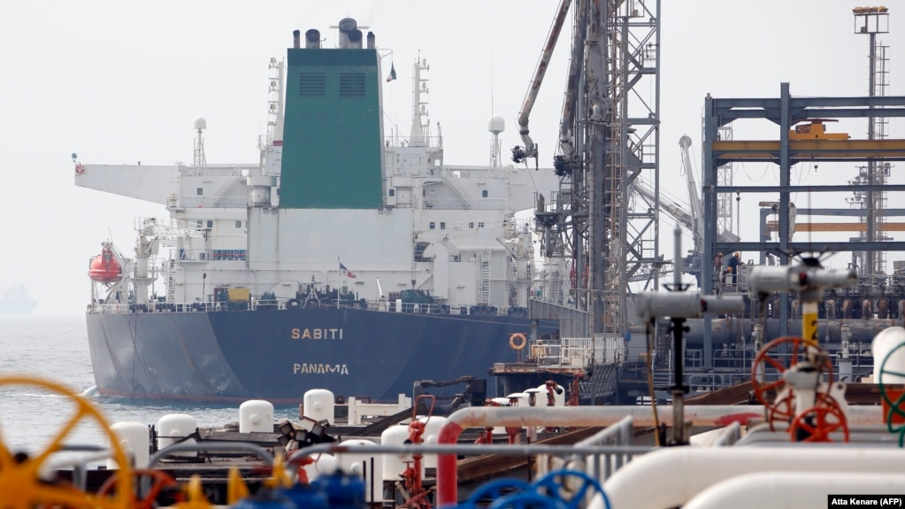 Under the Radar: Iran's oil Exports Harder to Track as Sanctions Loom