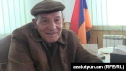 Զովունիի գյուղապետ Սերժիկ Ավետիսյան