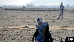 ملګري ملتونه: دافغانستان ۸۷ خاوره له ماینونو پاکه شوې ده