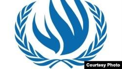 Логотип Совета по правам человека ООН.