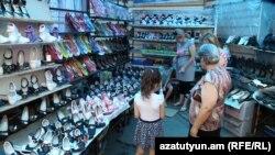 Երևան, Ֆիրդուսի շուկա, 13-ը օգոստոսի, 2015թ․