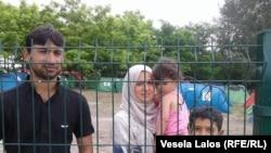 Migrantët e bllokuar në Suboticë