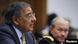 "U.S. Defense Secretary Leon Panetta has warned that the deep cuts to the Pentagon's budget automatically triggered by the committee's failure ""would seriously cripple"" the country's military strength."