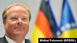 Министр по экономическому сотрудничеству и развитию Германии Дирк Нибель.