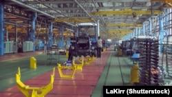 Харківський тракторний завод. Ілюстраційне фото