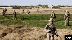 США увеличать свой военный контингент в Афганистане.