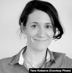 Яна Кобзова, політичний директор брюссельського офісу аналітичного центру Rasmussen Global