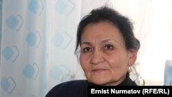 Замира Ташалиева