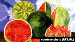 """Символично, что картину """"Жизнь прекрасна!"""" Фрида Кало написала незадолго до смерти"""