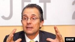 Tim Guldimann, Šef misije OEBS-a na Kosovu