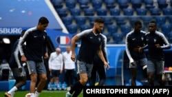 Francuski nogometaši