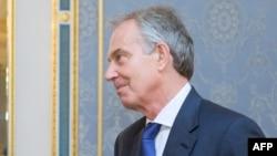 Ұлыбританияның бұрынғы премьер-министрі Тони Блэр.
