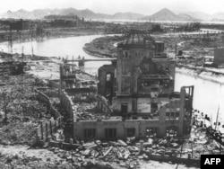 هیروشیما؛ سپتامبر ۱۹۴۵