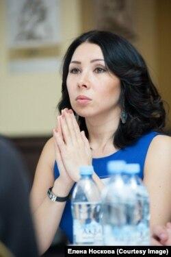 Эльвира Аглямова